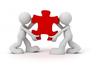 Working together to solve the content marketing puzzle.