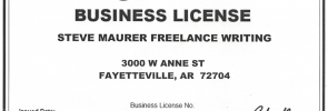 2018 City of Fayetteville Business License