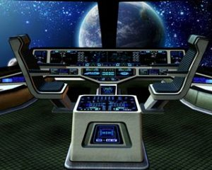 Starship cockpit: Few buyers are as intrepid as space explores. Case studies are needed.