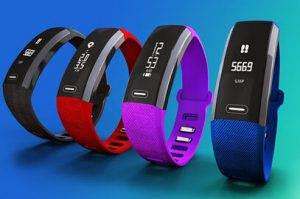 fitness trackers, progress